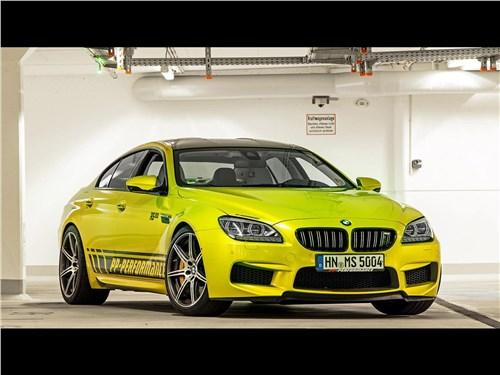 PP-PERFORMANCE | BMW M6 Gran Coupe вид спереди