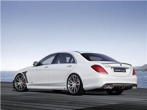 Brabus / Mercedes-Benz S 65 AMG вид сзади