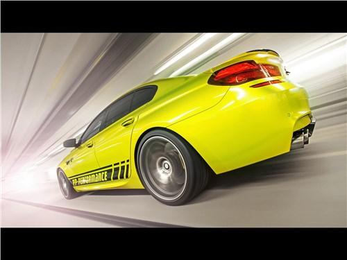 PP-PERFORMANCE | BMW M6 Gran Coupe вид сзади