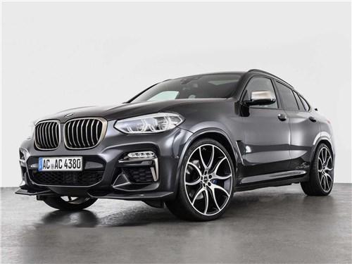 AC Schnitzer | BMW X4 вид спереди
