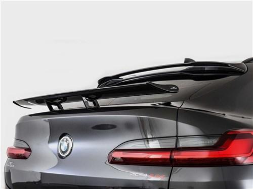AC Schnitzer | BMW X4 вид сзади