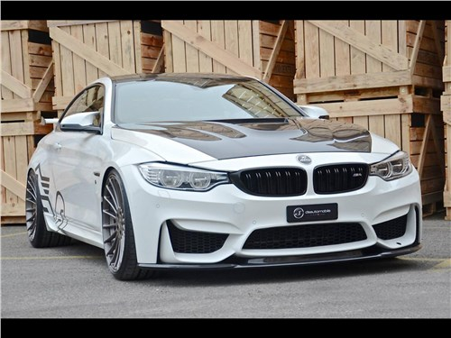 DS-AUTOMOBILE | BMW M4 вид спереди