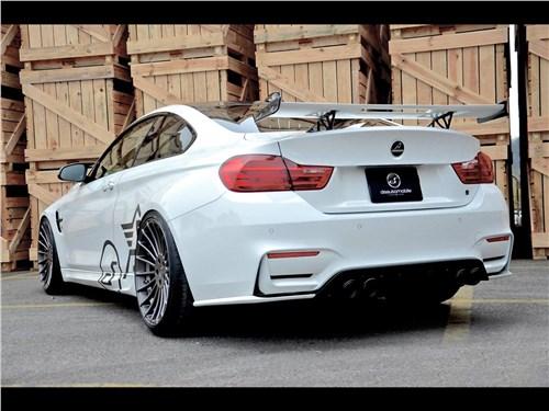 DS-AUTOMOBILE | BMW M4 вид сзади