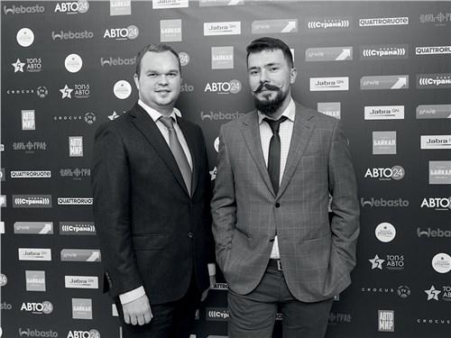 Максим Полозков и Георгий Голубев (KIA)