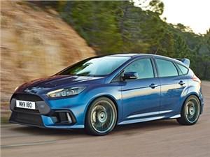Серийный Ford Focus RS получит 350-сильный двигатель