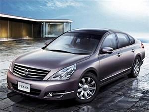 Nissan Teana на российском рынке подорожал