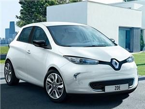 Новость про Renault - Renault ZOE