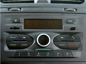 Datsun mi-Do 2015 аудиосистема