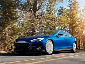 Tesla Model S обзавелась новой версией