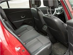 Renault Megane 2010 задний диван