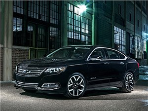 Новость про Chevrolet Impala - Chevrolet Impala Midnight Edition