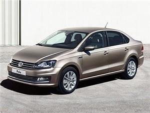 Седан Volkswagen Polo в обновленной версии представлен официально