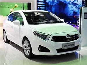 На российский рынок выходит новый недорогой китайский автомобиль