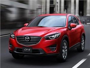 Новость про Mazda CX-5 - Mazda CX-5 2015