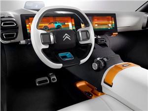 Предпросмотр citroen aircross concept 2015 водительское место
