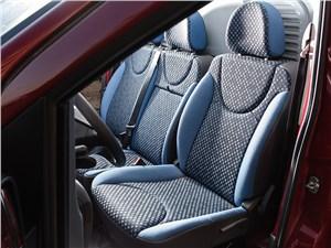 Fiat Scudo Cargo 2014 кресла водителя и пассажиров