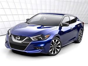 В США приостановлены продажи спортивных седанов Nissan Maxima нового поколения