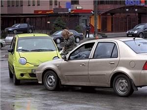 Российские водители все чаще оформляют ДТП по европротоколу
