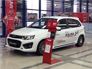 Новость про Lada - Lada Kalina Sport