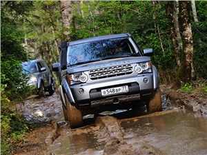 Land Rover Discovery - открывая россию с land rover discovery. на «ты» с бездорожьем