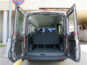 Предпросмотр ford transit 2015 задние двери