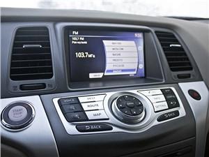Nissan Murano 2011 дисплей