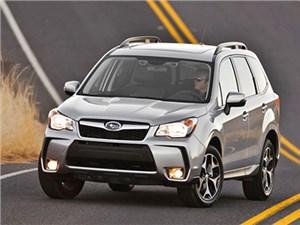 Subaru выпустит специальную модификацию Forester для российского рынка