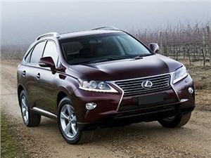 Новость про Lexus RX - Lexus RX