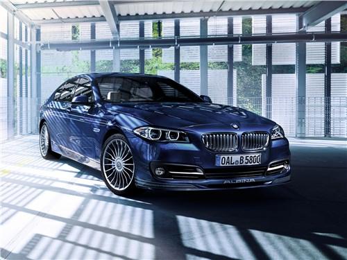 ALPINA | BMW 5-й серии вид спереди
