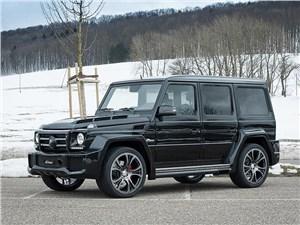FAB Design / Mercedes-Benz G55 & G63 AMG вид спереди