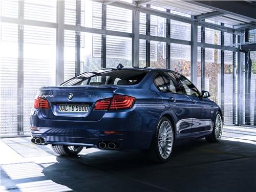 ALPINA | BMW 5-й серии вид сзади