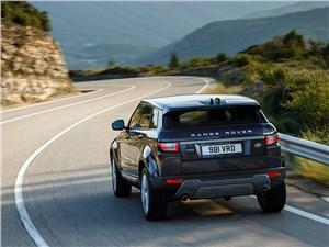 Предпросмотр land rover range rover evoque 2016 вид сзади