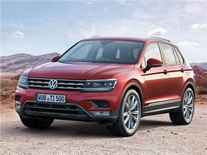 Volkswagen Tiguan могут начать выпускать в Калуге