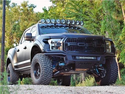 PaxPower | Ford F-150 Platinum вид спереди
