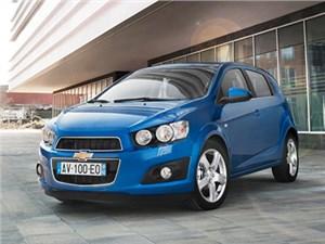 Новость про Chevrolet Aveo - Chevrolet Aveo 2011