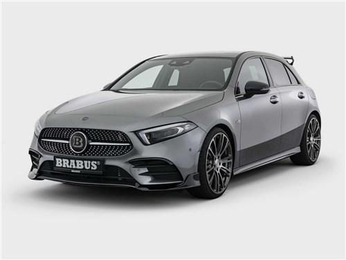 Brabus | Mercedes-Benz A-Class вид спереди