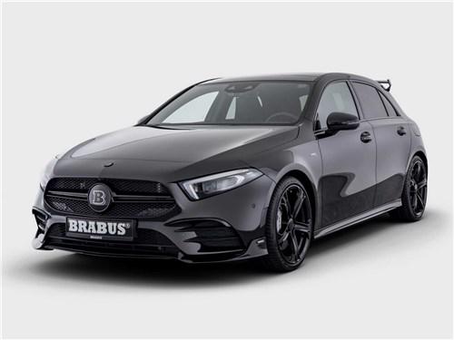 Brabus | Mercedes-AMG A 35 вид спереди