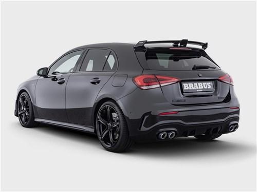 Brabus | Mercedes-AMG A 35 вид сзади