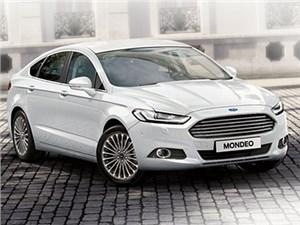 В России начались продажи люксовой версии Ford Mondeo