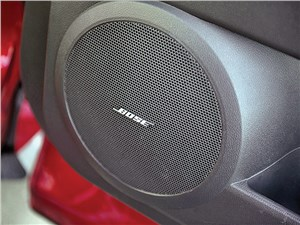 Mazda CX7 2011 колонки