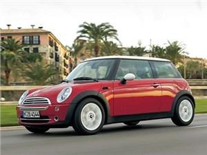 С рынка отзывается 86 тысяч автомобилей британской марки MINI