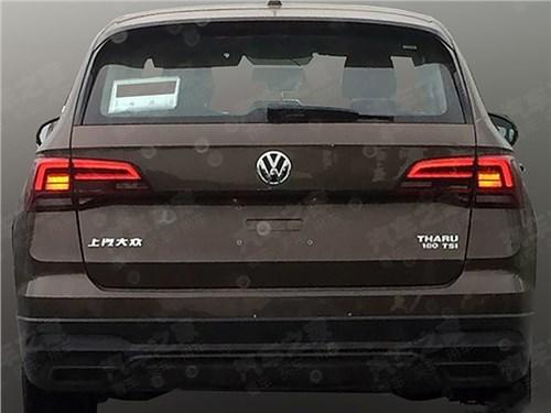Известно имя дешевого кроссовера Volkswagen для России