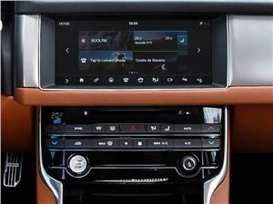 Предпросмотр jaguar xf 2016 центральная консоль
