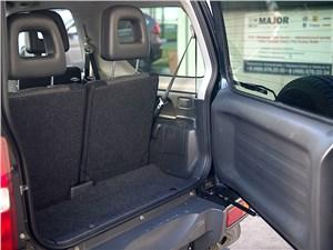 Suzuki Jimny 1998 багажное отделение