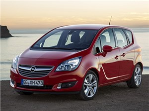 Новость про Opel Meriva - Opel Meriva