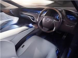 Предпросмотр lexus lf-fc 2015 водительское место