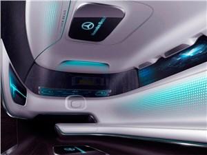 Предпросмотр mercedes-benz vision tokyo concept 2015 салон