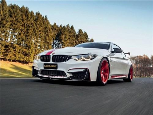 Manhart | BMW M4 вид спереди