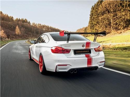 Manhart | BMW M4 вид сзади
