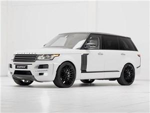 Startech / Range Rover вид спереди